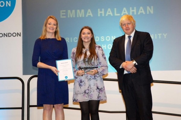 TeamLondonAwards 2014 -66 Emma Halahan